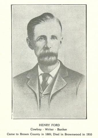 Henry Ford of Brownwood